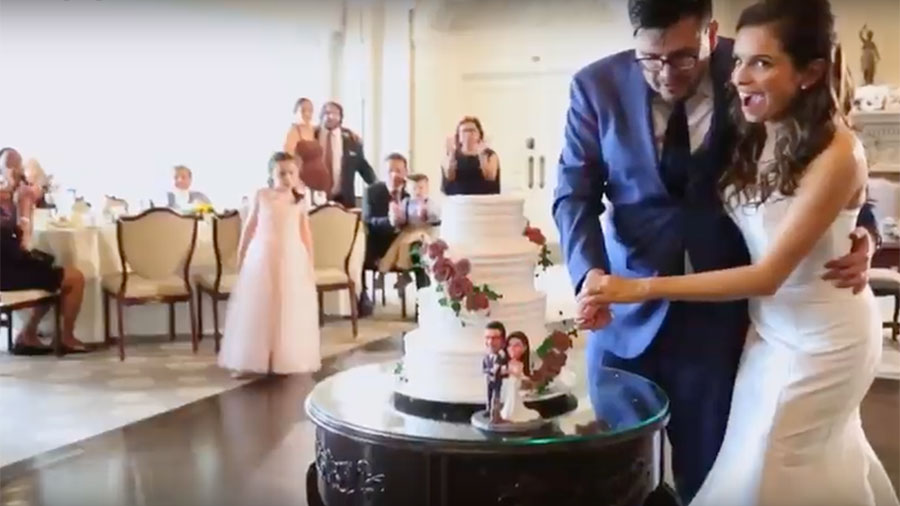 video-highlights-wedding-cutting-the-cake